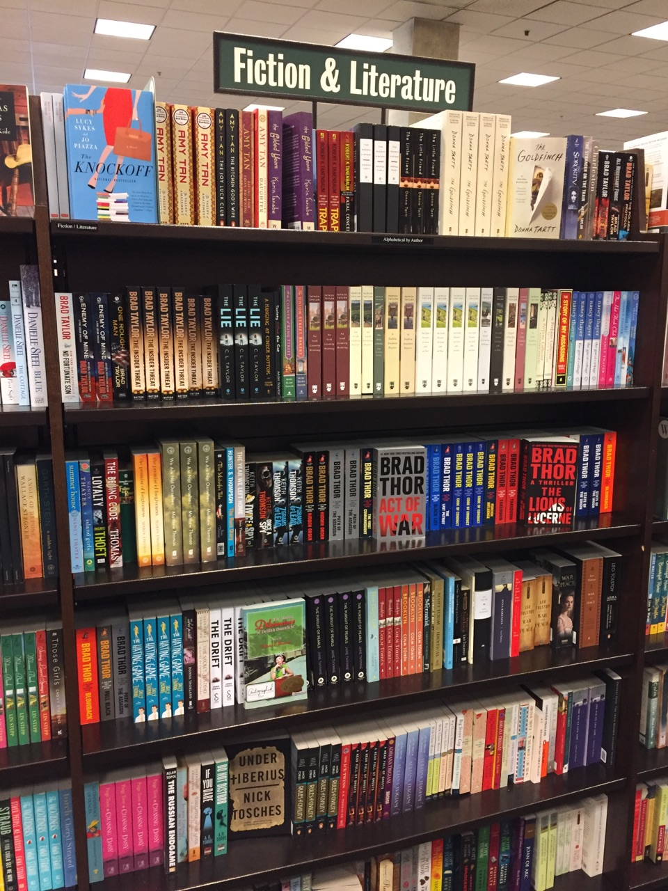 How Barnes & Noble Helps Indie Authors Find a Spot on Their