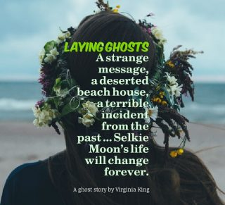 Laying Ghosts Virginia King BRAG