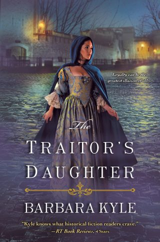 The Traitors Daughter