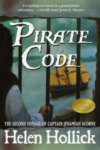 SEA WIT. PIRATE CODE